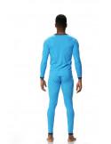 Реглан пижамный со звёздами Jockmail Star Blue лот 870