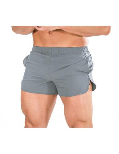 Эластичные шорты для спорта ECHT Mini Gray лот 3370