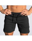Котоновые шорты мужские ECHT Black лот 3372