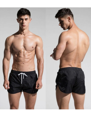 Летние шорты черные  Desmiit Black лот 3379