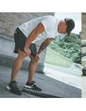 Черные спортивные шорты лот 3396