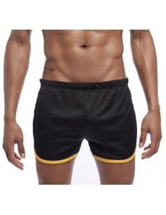 Пляжные шорты Jockmail Black лот JM102