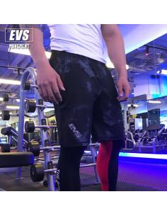 Шорты по колено для зала EVS Camo лот 266