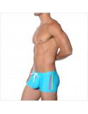 Мужские плавки с увеличивающим мешочком (Push Up) AussieBum Turquoise лот 116