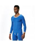 Реглан пижамный Jockmail Blue лот 877
