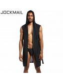 Мужской халат под шёлк Home Black лот JM130