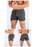 Серые шорты мужские ECHT Gray лот 3399
