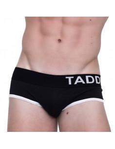 Черное мужское бельё Taddlee TD032