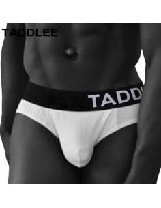 Трусы летние мужские Taddlee White TD037
