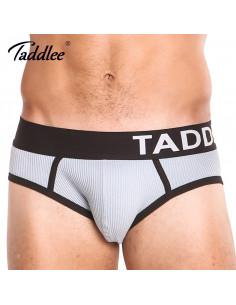 Мужские трусы серые Taddlee TD039