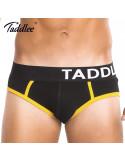 Мужские трусы чёрные Taddlee TD040