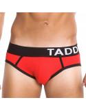 Мужские трусы красные Taddlee TD042