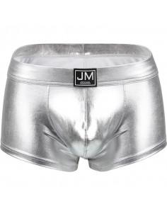 Боксеры мужские серебро Jockmail  JM217