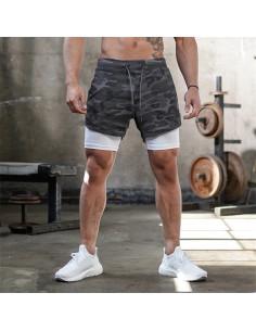 Шорты с тайтсами Sport Shorts  3410
