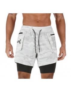 Шорты накладными карманами Sport Shorts  3411