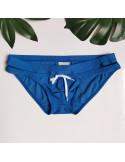 Плавки эротические пляжные Erotic Blue 2340